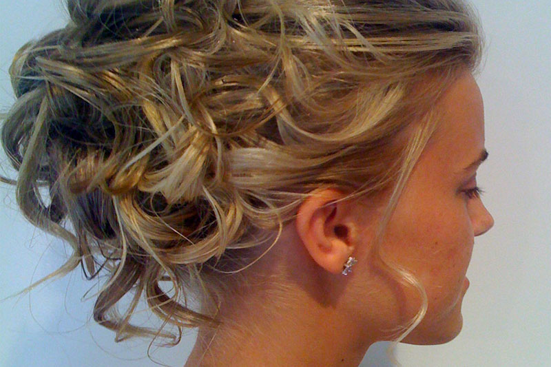 Bridal & Formal Hairdressing