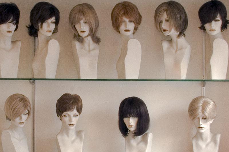 Wigs & Cranial Prosthetics